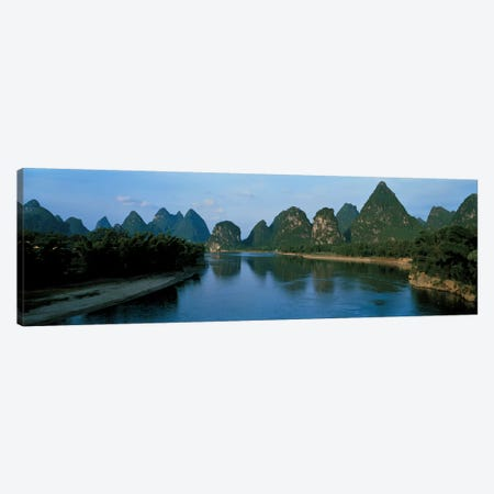 Guilin Guanxi China Canvas Print #PIM2471} by Panoramic Images Canvas Wall Art