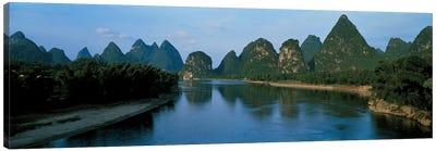 Guilin Guanxi China Canvas Print #PIM2471