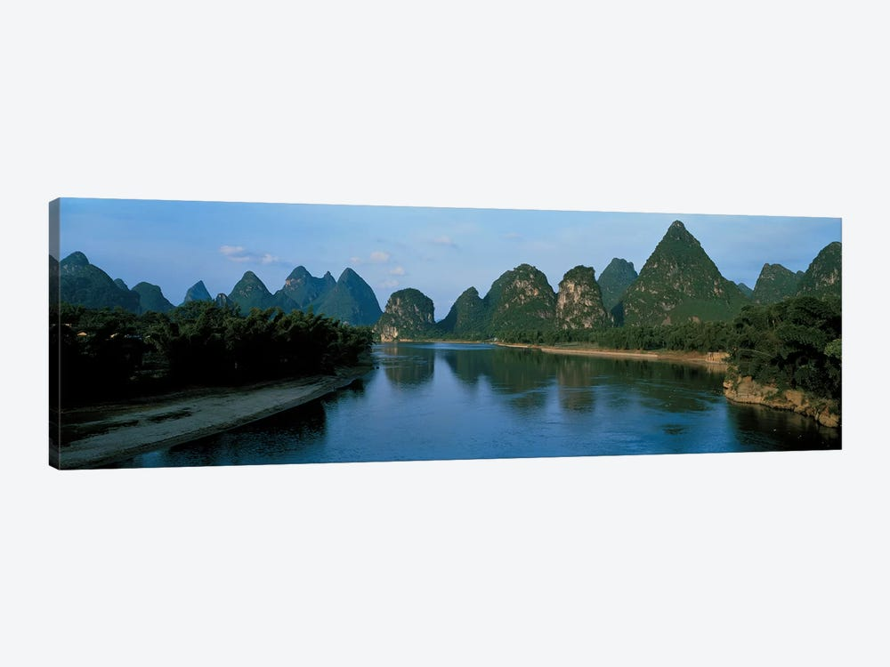 Guilin Guanxi China by Panoramic Images 1-piece Canvas Print