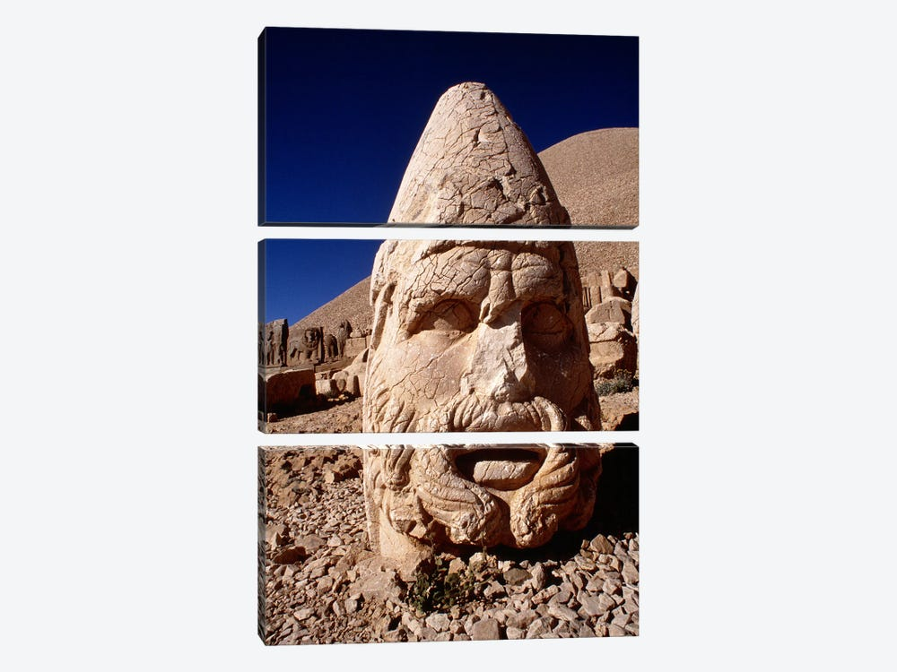 Nemrut Dagi Cappadocia Turkey by Panoramic Images 3-piece Art Print