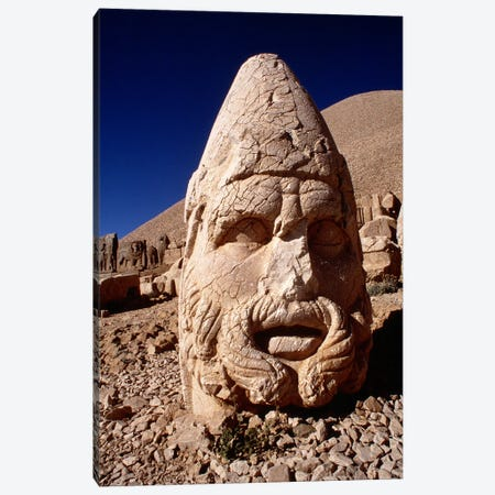 Nemrut Dagi Cappadocia Turkey Canvas Print #PIM2480} by Panoramic Images Canvas Print
