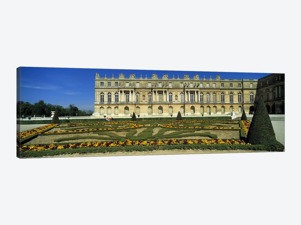 Versailles Palace France by Panoramic Images 1-piece Canvas Art