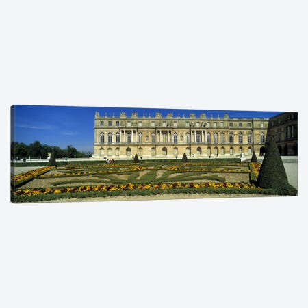 Versailles Palace France 3-Piece Canvas #PIM2481} by Panoramic Images Art Print