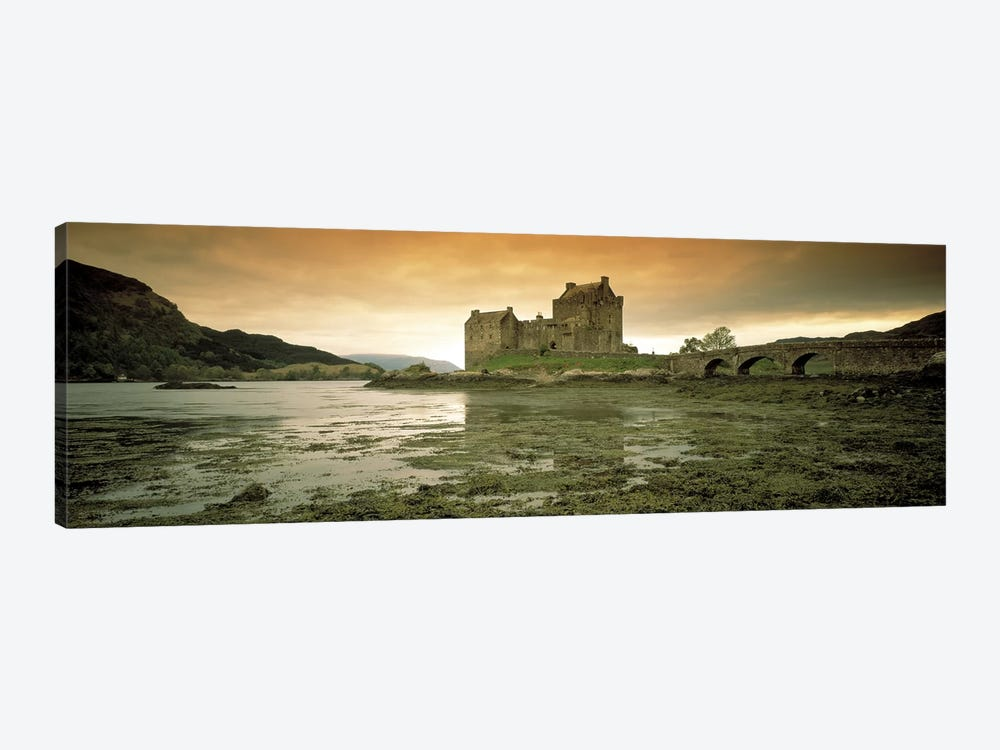 Eilean Donan Castle Scotland by Panoramic Images 1-piece Canvas Art