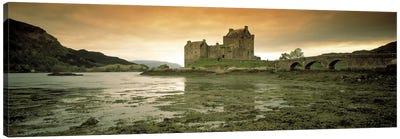 Eilean Donan Castle Scotland Canvas Art Print