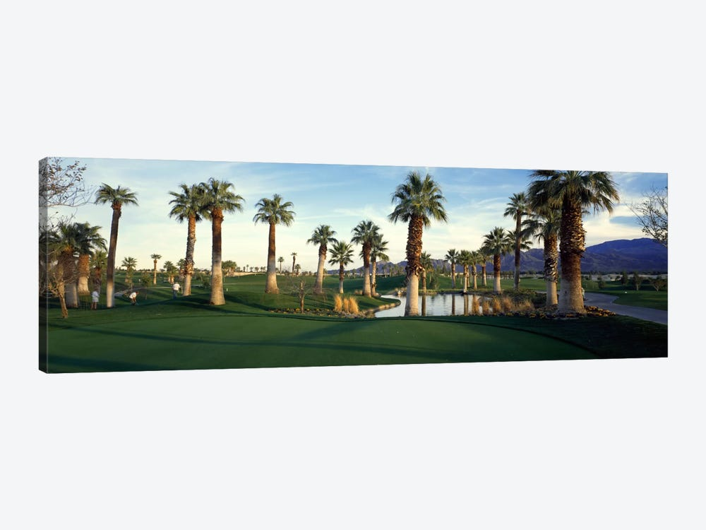 Desert Springs Golf Course, Palm Desert, Riverside County, California, USA by Panoramic Images 1-piece Canvas Wall Art