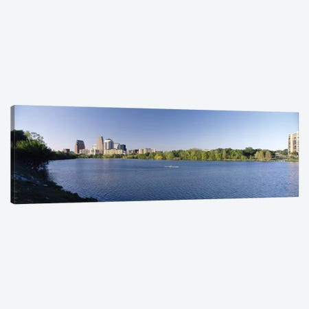 Buildings in a cityAustin, Texas, USA Canvas Print #PIM2507} by Panoramic Images Canvas Art Print