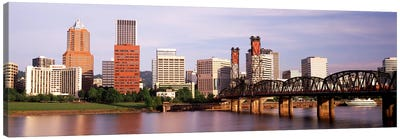 Portland, Oregon, USA Canvas Art Print