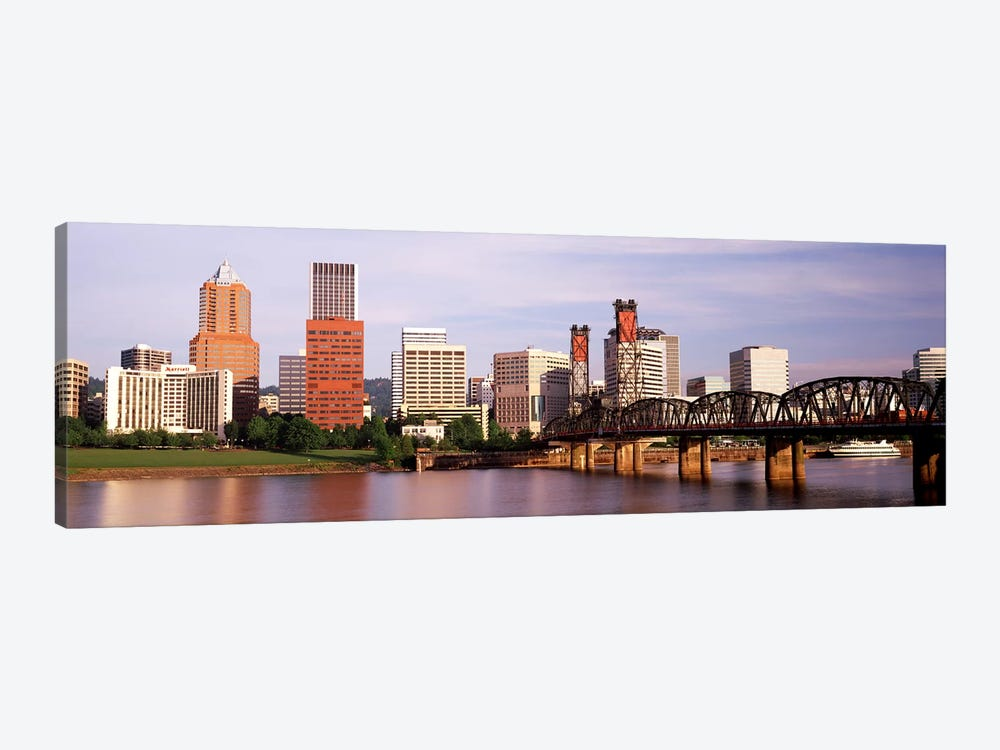 Portland, Oregon, USA by Panoramic Images 1-piece Canvas Artwork