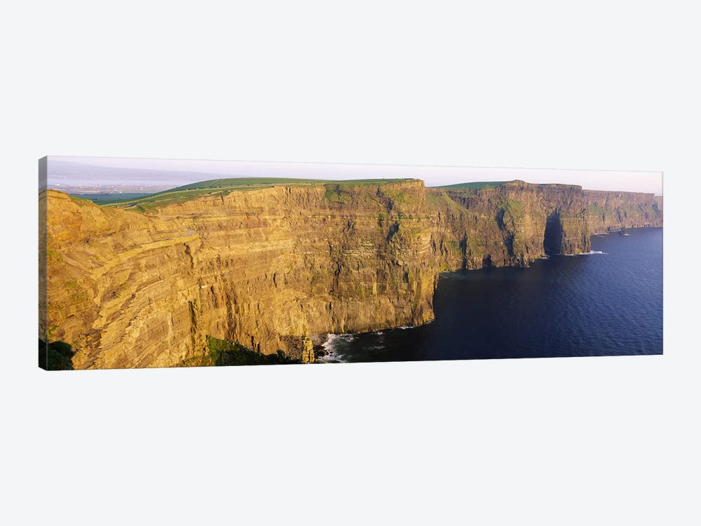 Cliffs Of Moher, County Clare, Munster Province, Republic Of Ireland by Panoramic Images 1-piece Canvas Artwork