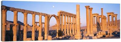 Ruins, Palmyra, Syria Canvas Art Print