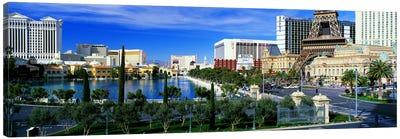 The Strip Las Vegas NV Canvas Print #PIM2543