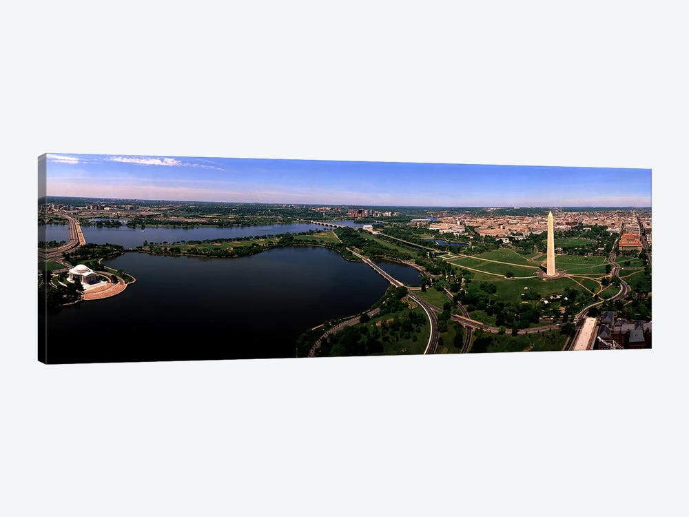 Aerial Washington DC USA by Panoramic Images 1-piece Canvas Art Print