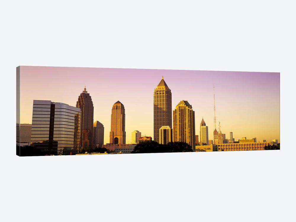 Sunrise, Atlanta, Georgia, USA by Panoramic Images 1-piece Canvas Wall Art