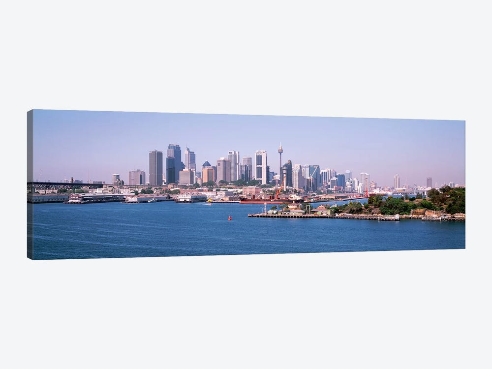 Skyline Sydney Australia 1-piece Canvas Artwork