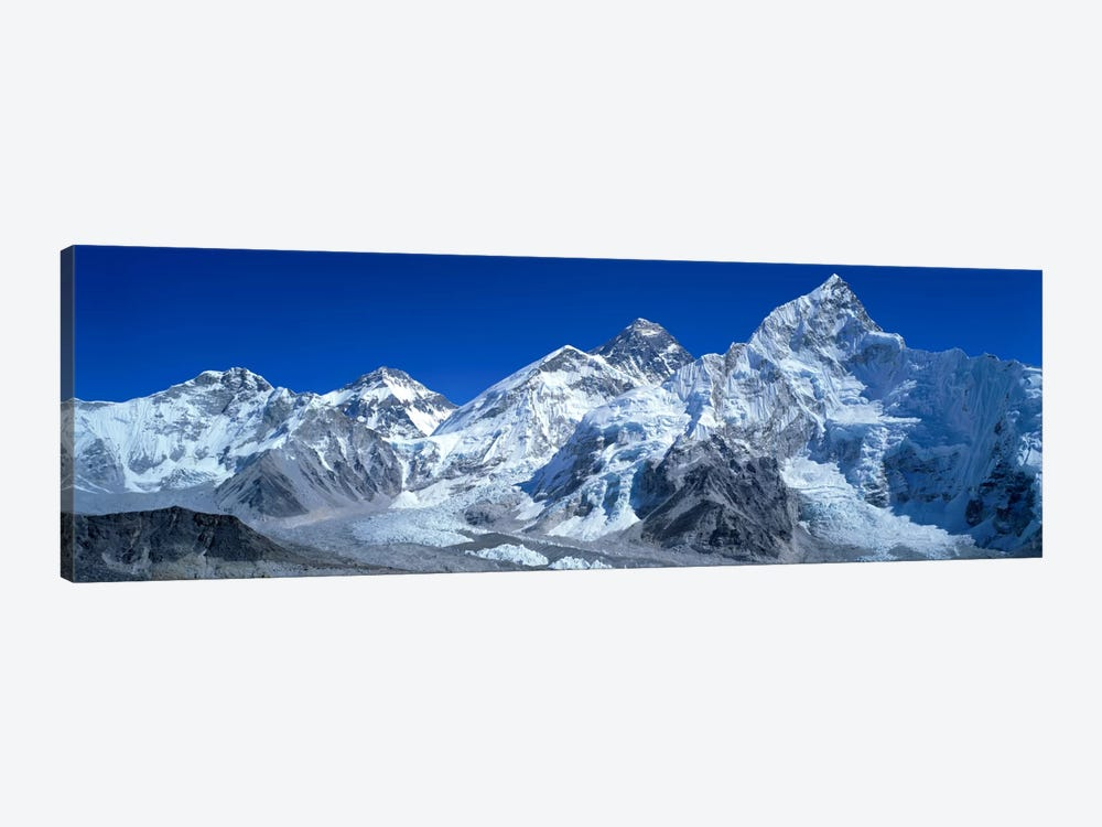Himalayas, Khumbu Region, Nepal by Panoramic Images 1-piece Canvas Artwork