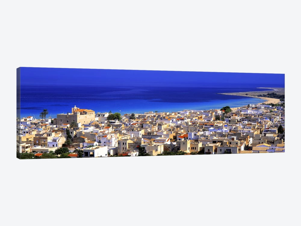 San Vito Lo Capo, Sicily, Italy by Panoramic Images 1-piece Canvas Art Print