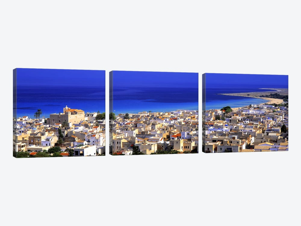 San Vito Lo Capo, Sicily, Italy by Panoramic Images 3-piece Art Print