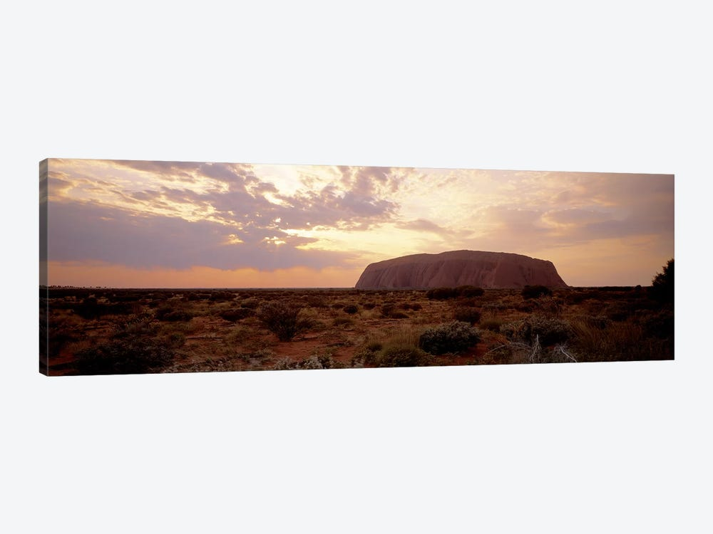 Uluru-Kata Tjuta National Park Northern Territory Australia by Panoramic Images 1-piece Canvas Art Print