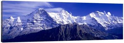 Bernese Alps, Berner Oberland, Bern, Switzerland Canvas Print #PIM2622