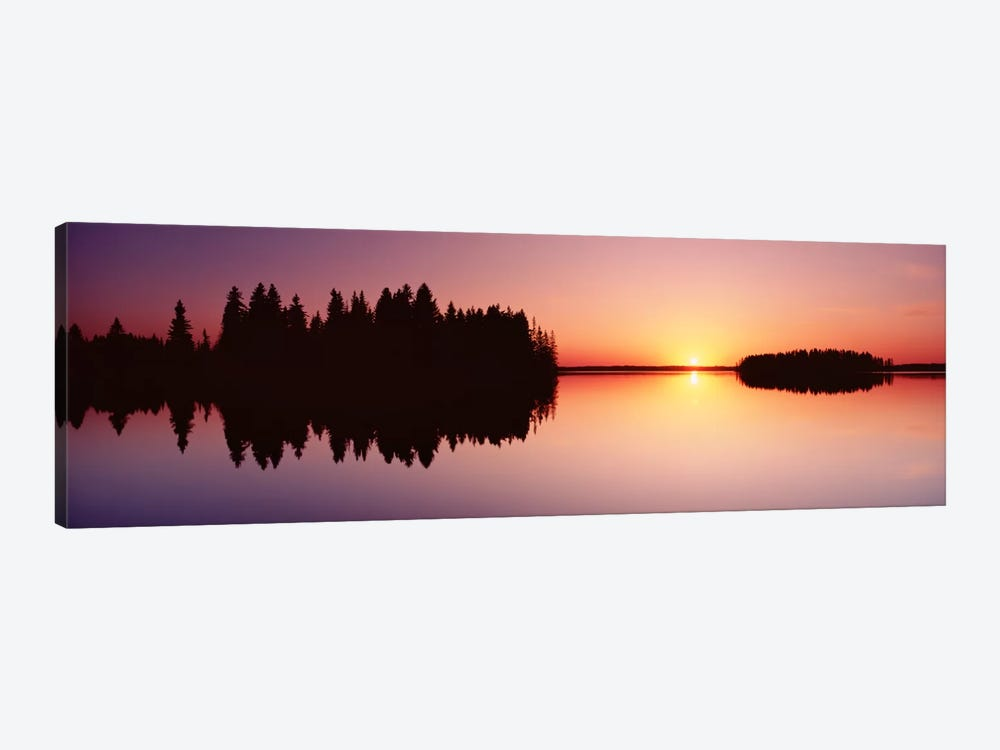 Canada, Alberta, Elk Island National Park by Panoramic Images 1-piece Art Print
