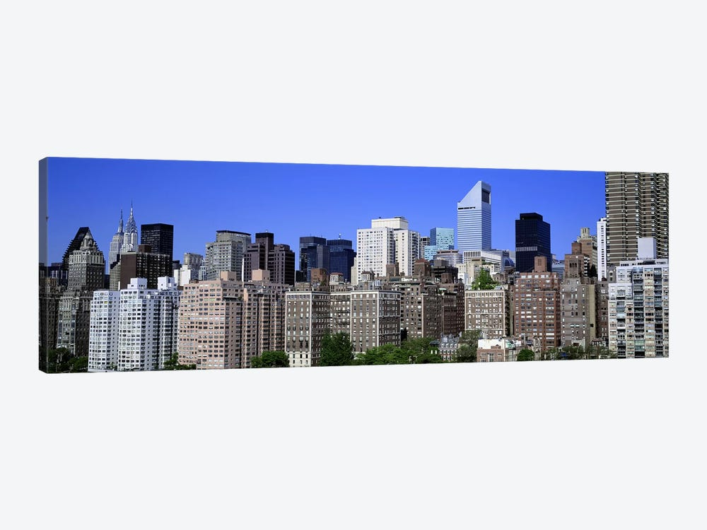 QueensNYC, New York City, New York State, USA by Panoramic Images 1-piece Canvas Print