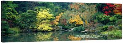 The Japanese Garden Seattle WA USA Canvas Print #PIM2634