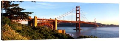 USA, California, San Francisco, Golden Gate Bridge Canvas Print #PIM263