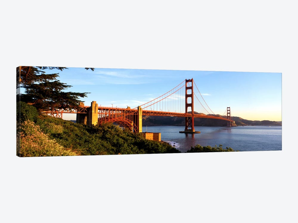USA, California, San Francisco, Golden Gate Bridge by Panoramic Images 1-piece Canvas Artwork