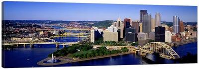 Pittsburgh, Pennsylvania, USA Canvas Print #PIM2651
