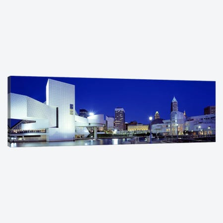 Cleveland, Ohio, USA Canvas Print #PIM2655} by Panoramic Images Canvas Print