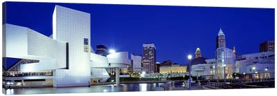 Cleveland, Ohio, USA Canvas Art Print