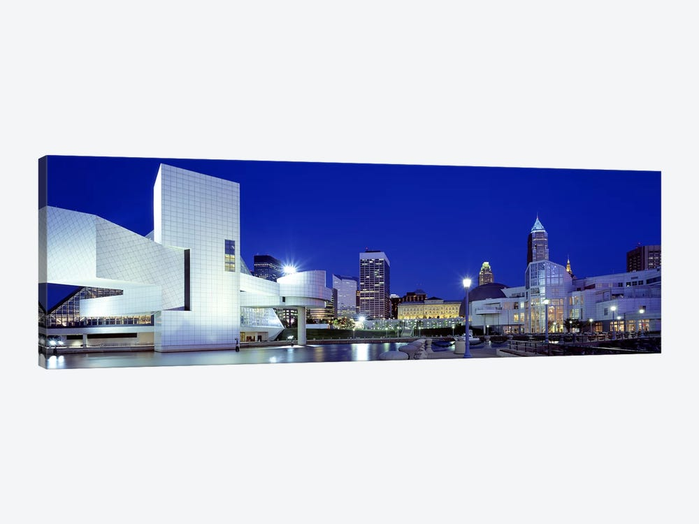 Cleveland, Ohio, USA by Panoramic Images 1-piece Canvas Wall Art
