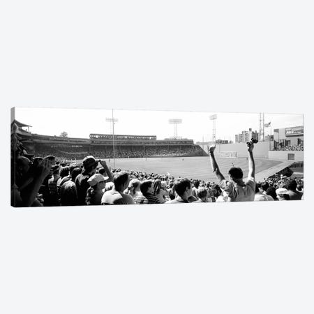 USA, Massachusetts, Boston, Fenway Park Canvas Print #PIM2656} by Panoramic Images Canvas Print