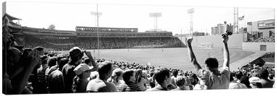 USA, Massachusetts, Boston, Fenway Park by Panoramic Images Canvas Print