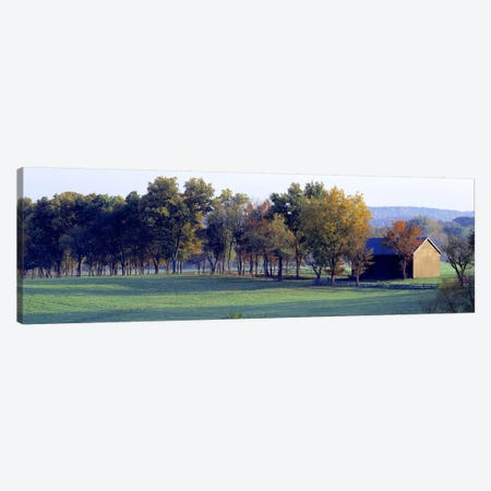 Barn Baltimore County MD USA Canvas Print #PIM2658} by Panoramic Images Canvas Artwork