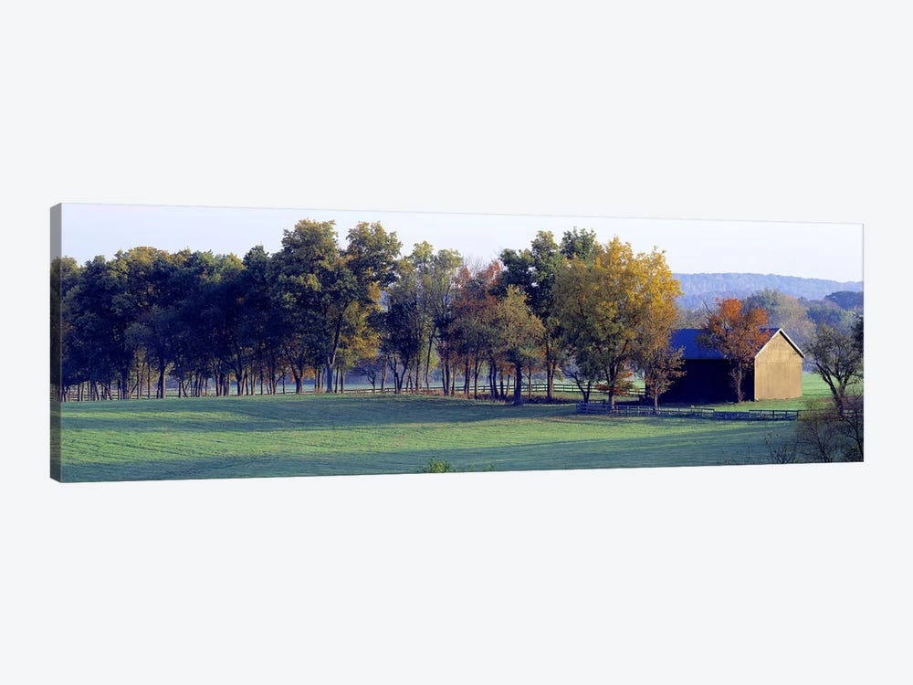Barn Baltimore County MD USA 1-piece Art Print