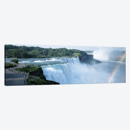 American Falls Niagara Falls NY USA Canvas Print #PIM2662} by Panoramic Images Canvas Print