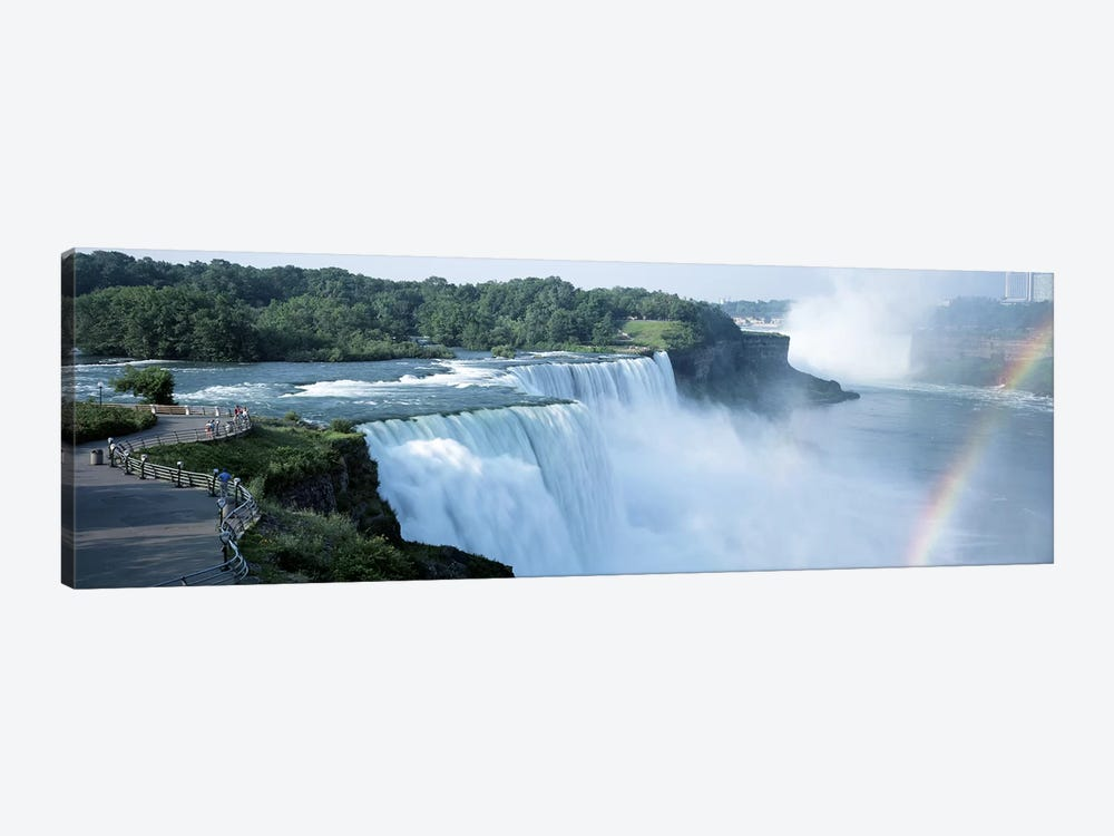 American Falls Niagara Falls NY USA by Panoramic Images 1-piece Canvas Artwork