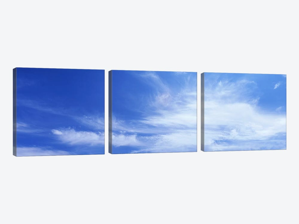 Clouds Phoenix AZ USA by Panoramic Images 3-piece Canvas Wall Art