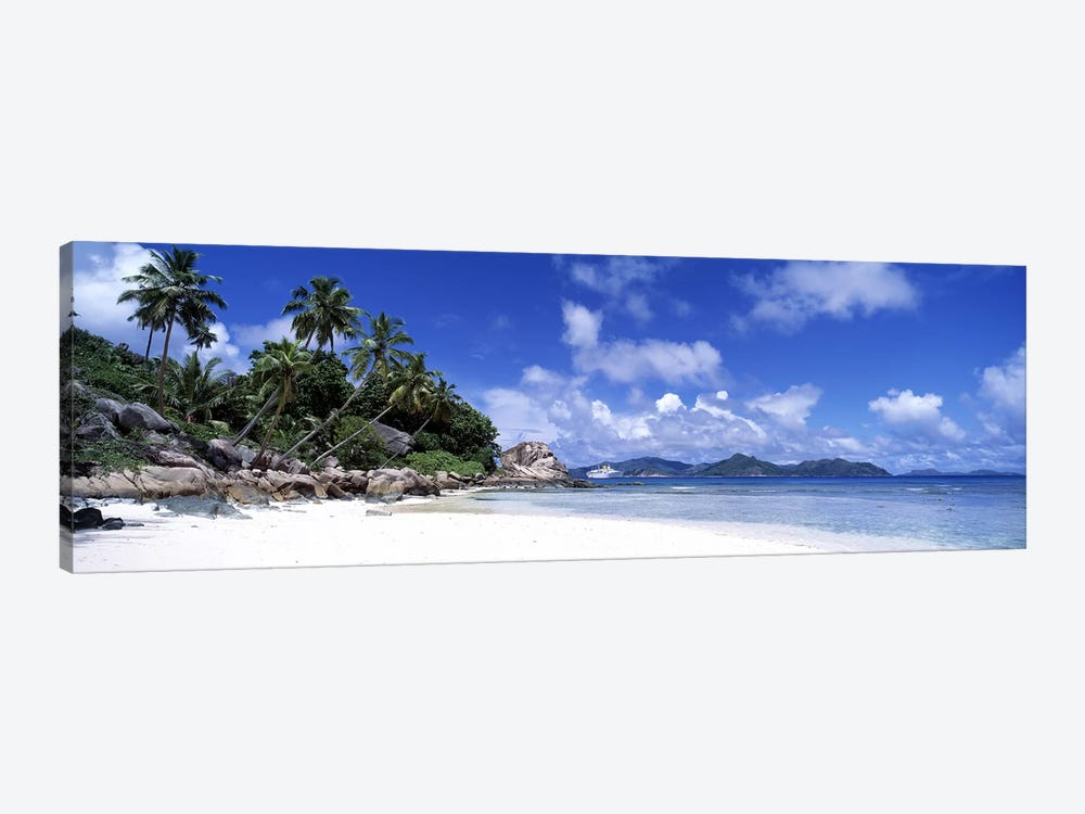 La Digue Island Seychelles by Panoramic Images 1-piece Art Print