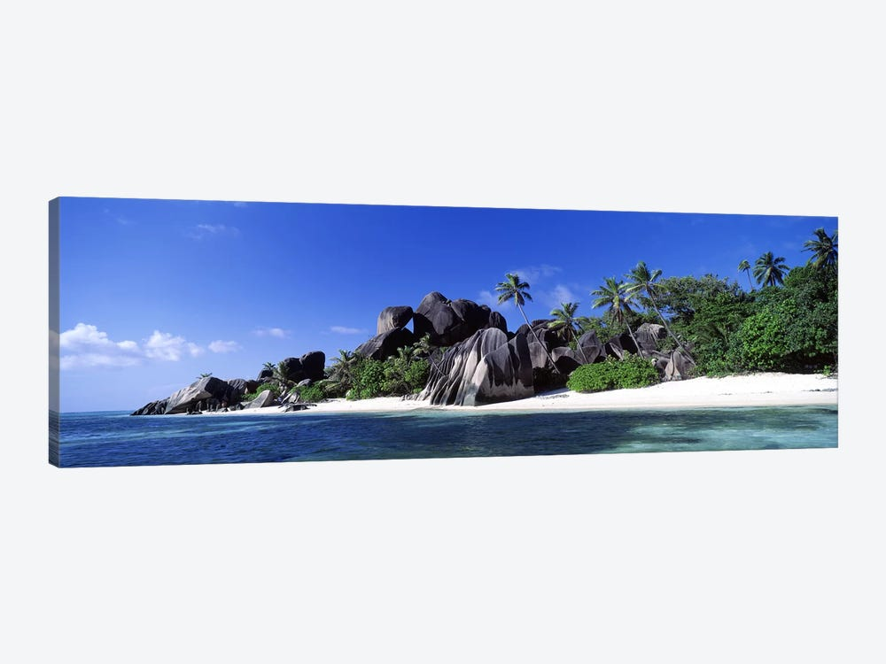 La Digue Island Seychelles by Panoramic Images 1-piece Canvas Artwork