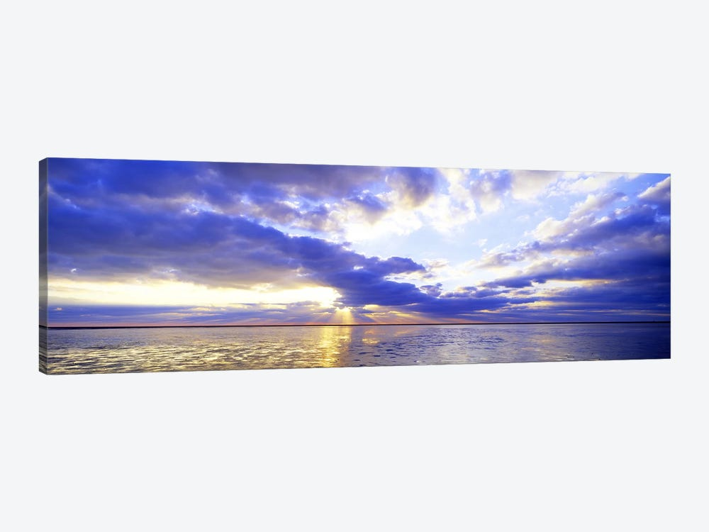 Majestic Sunset, Germany by Panoramic Images 1-piece Art Print