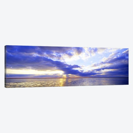 Majestic Sunset, Germany Canvas Print #PIM2713} by Panoramic Images Canvas Print