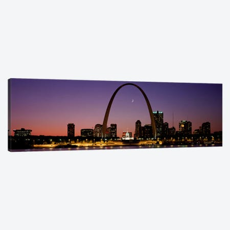St Louis MO USA Canvas Print #PIM2731} by Panoramic Images Art Print