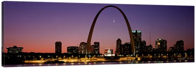 St Louis MO USA Canvas Art Print