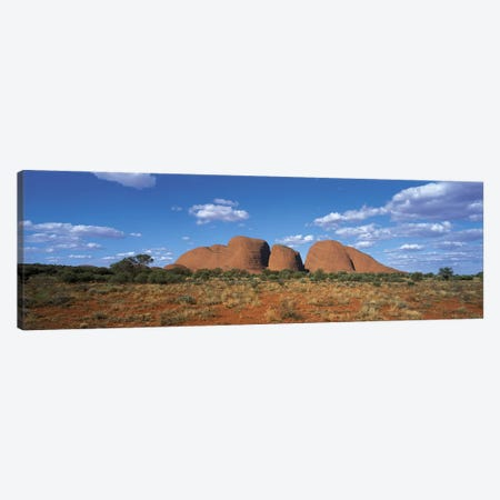 Olgas Australia Canvas Print #PIM2738} by Panoramic Images Canvas Art Print