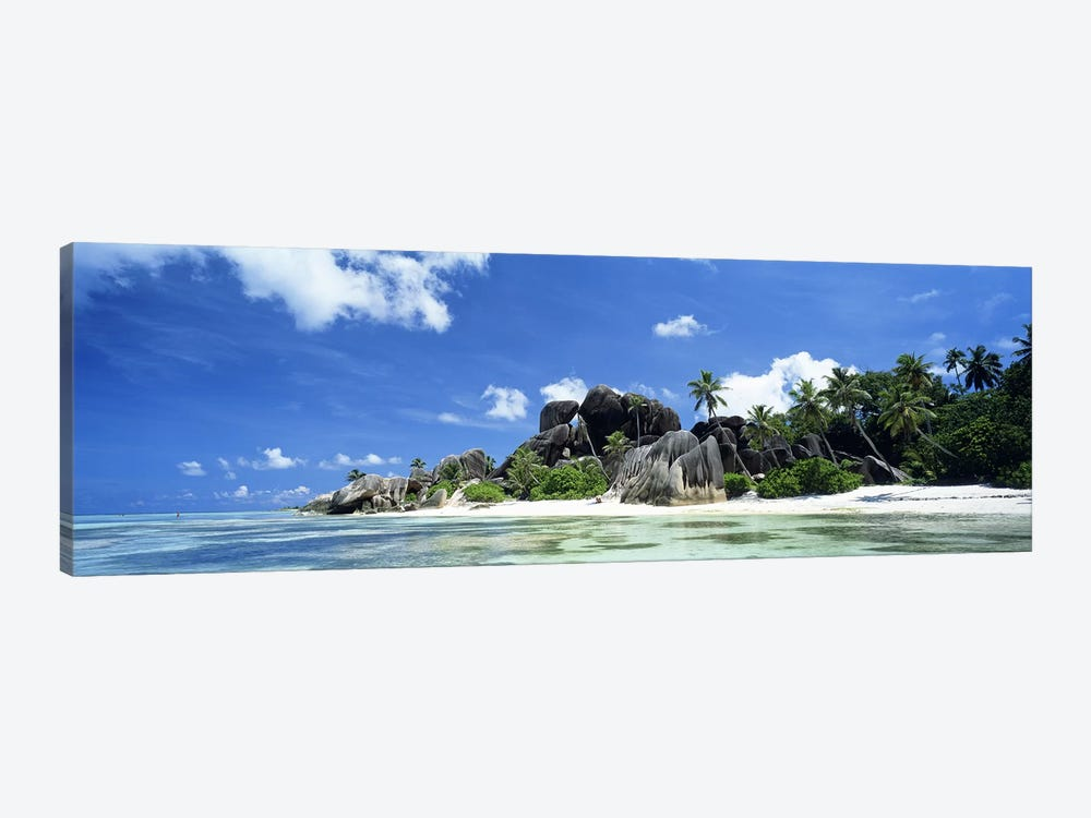 La Digue Seychelles by Panoramic Images 1-piece Art Print