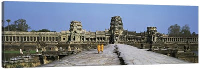 Angkor Wat Cambodia Canvas Print #PIM2742
