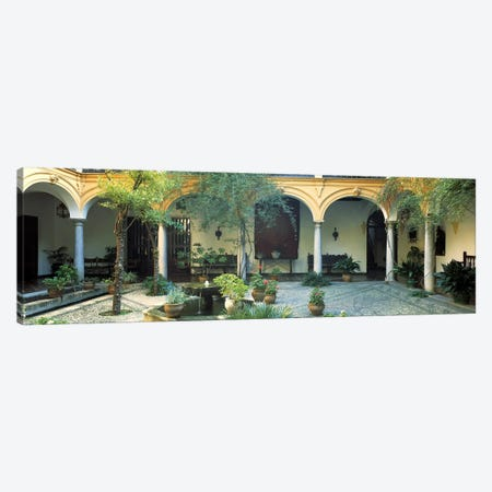 Granada Spain Canvas Print #PIM2745} by Panoramic Images Canvas Print